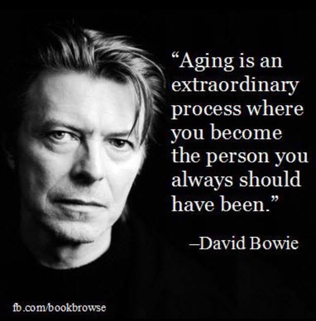 bowie o ålder