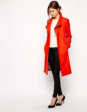 röd kappa