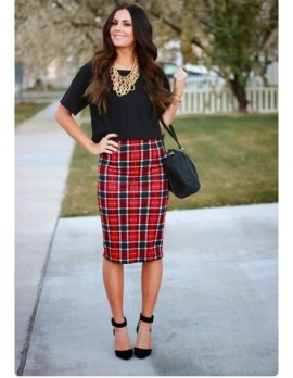 pbyxsa-l-610x610-skirt-red+skirt-plaid+skirt-plaid-red-pencil+skirt-knee+length+skirt-midi+skirt-midi+pencil+skirt-red+plaid