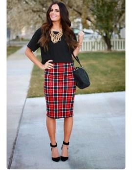 pbyxsa-l-610x610-skirt-red+skirt-plaid+skirt-plaid-red-pencil+skirt-knee+length+skirt-midi+skirt-midi+pencil+skirt-red+plaid