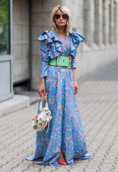 5 FRESH WAYS TO DRESS UP IN FLORALS
