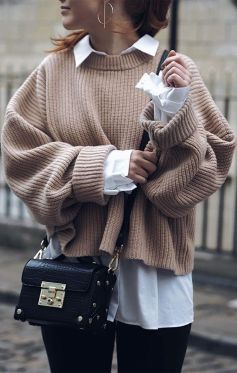 Cute Layering Clothes Ideas For Fall and Winter