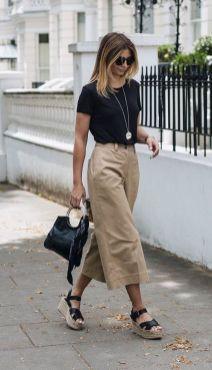 Espadrilles nos pés é tudo o que você precisa para o verão! _ We Fashion Trends