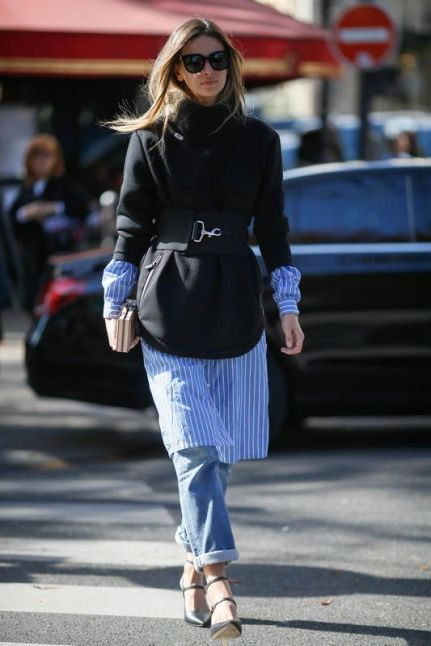 How to Layer Your Clothes Like a Street Style Pro - theFashionSpot