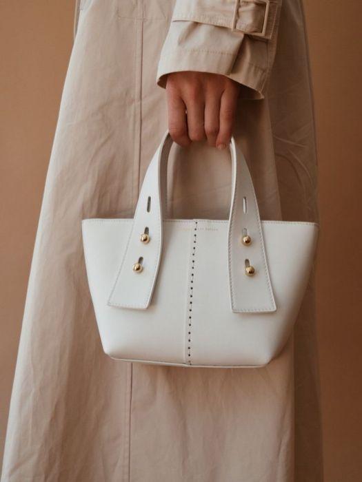 Les Second - Mini -- Blanc