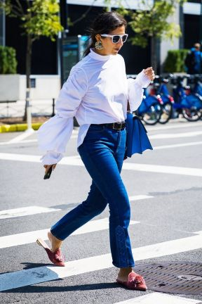 This Is How to _French Tuck_ Your Shirt Like a Fashion Expert