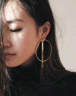 Trendy Accessories_ Hoop Earrings