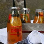 sparkling ice tea
