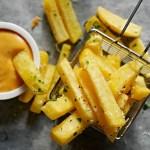 chili cheese pommes rezept