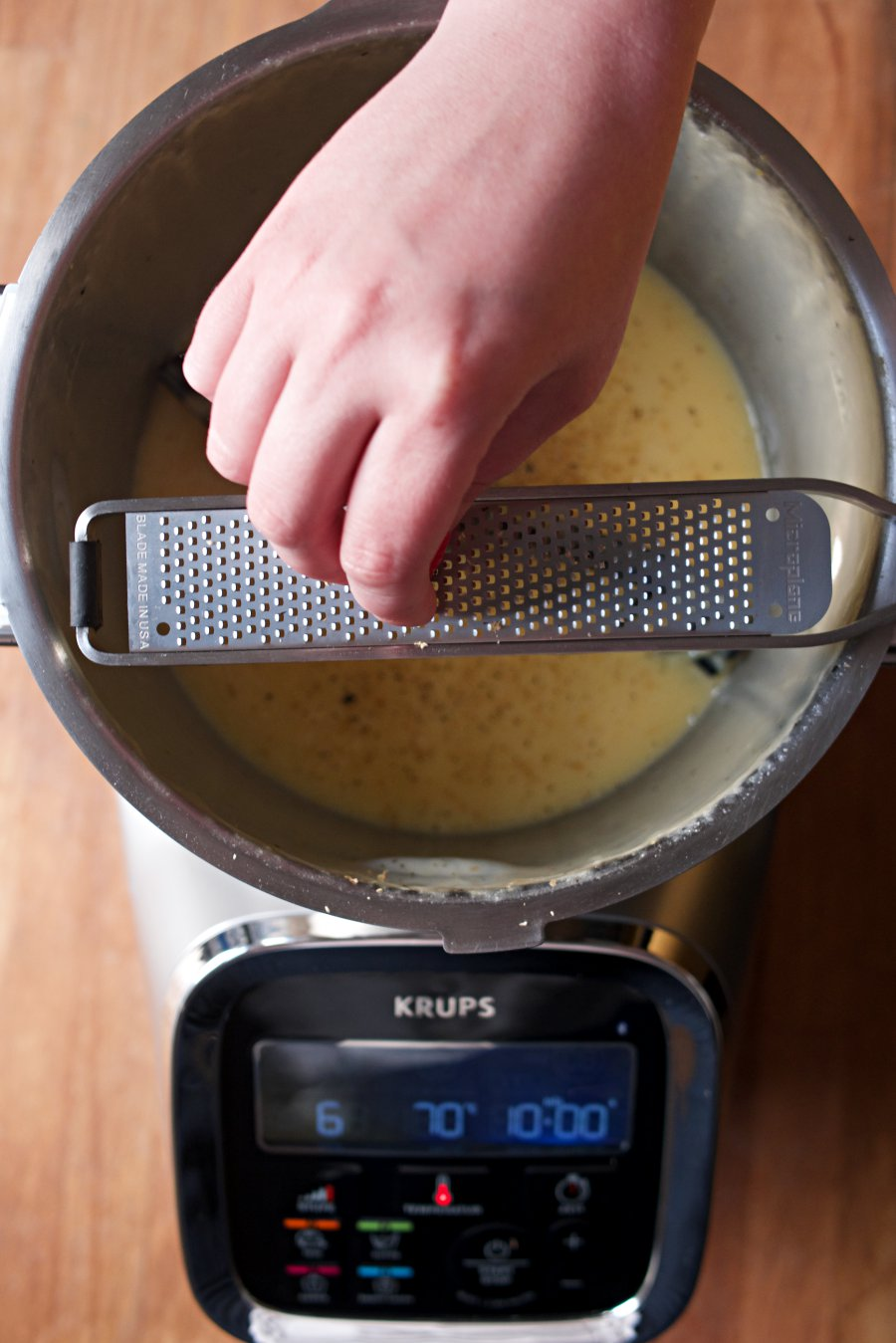 Eierlikör Prep and Cook 1