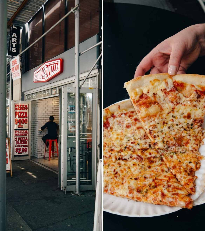 Essen in New York