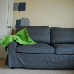 Dark Grey Sofa Cover Value City Furniture Chaise Its A Bed Couch No Supercouch  Tell 39er