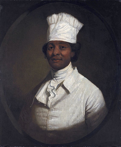 The First Celebrity Chef in America was enslaved!