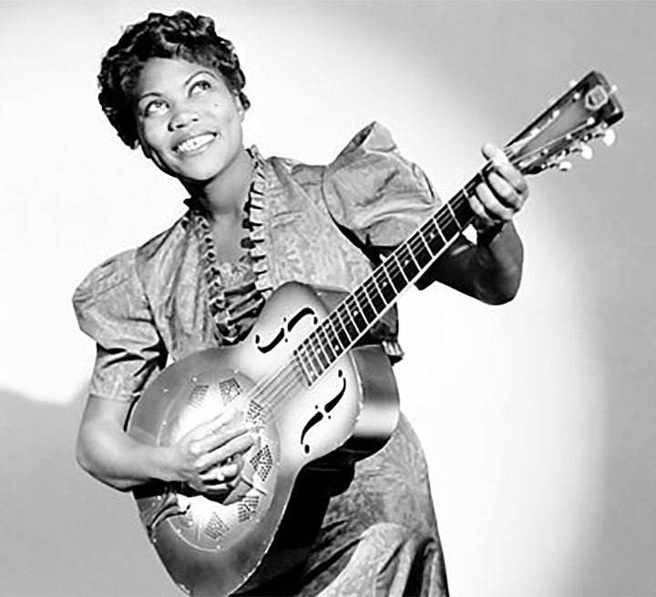 Sister Rosetta Tharpe, the inventor of Rock and Roll