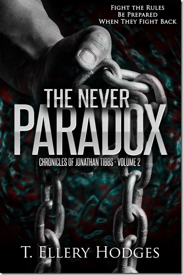 The Never Paradox Cover Prototype