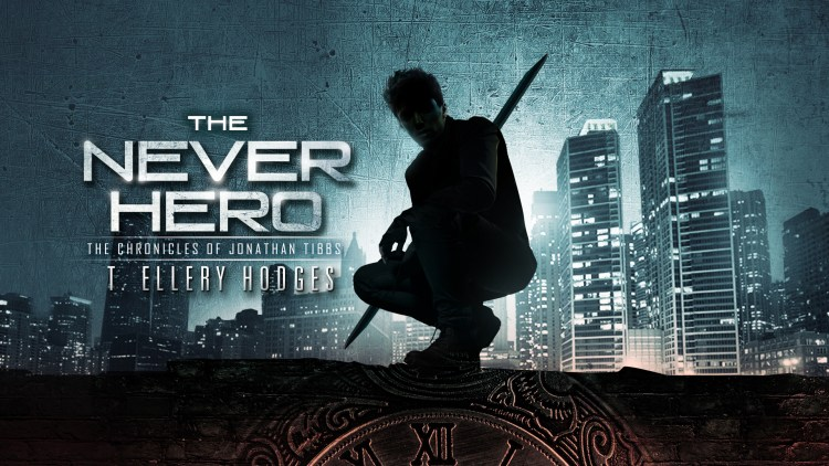 The Never Hero - Wallpaper Hi-Res Title.