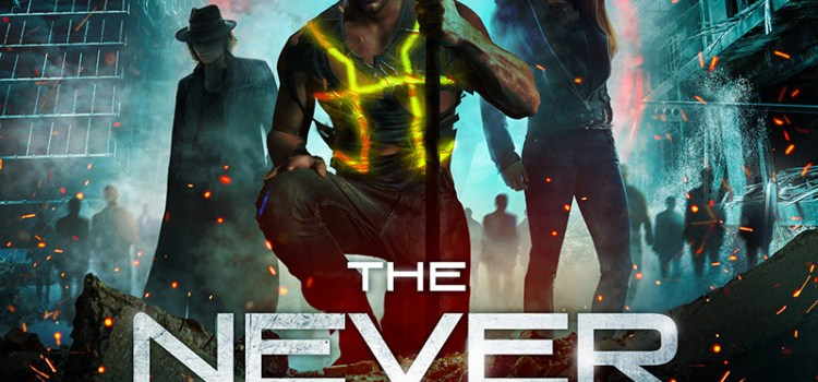 The Never Army Audiobook Now Available!