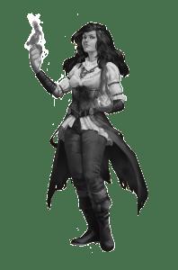 Alicia Figurine Desaturated