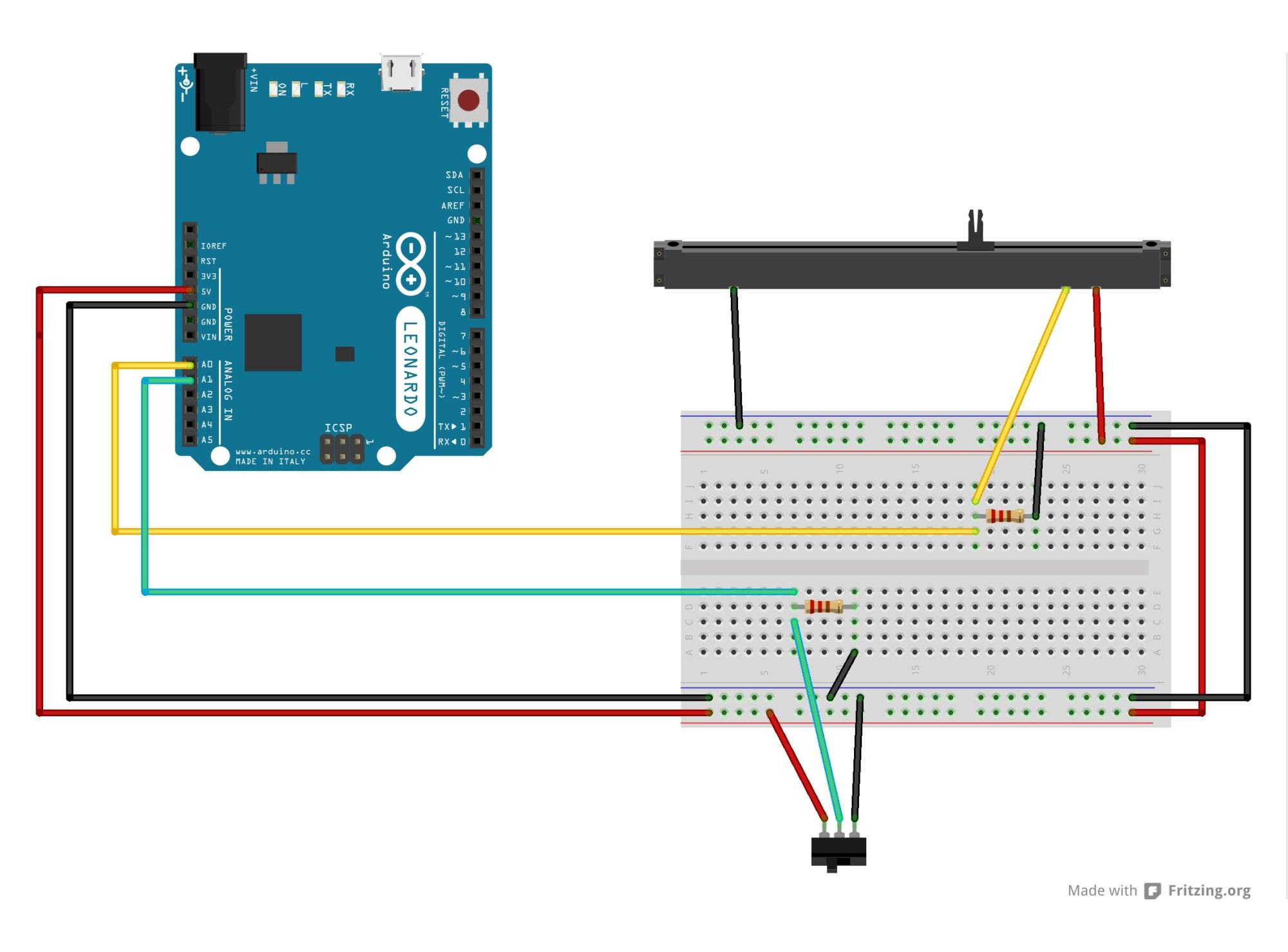 hight resolution of slide potentiometer wiring diagram wiring diagramslide potentiometer wiring diagram