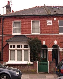 Ian's home