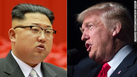 Trump won't say whether he has talked to Kim Jong Un