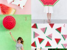 20 WATERMELON DIYS - Tell Love and Party