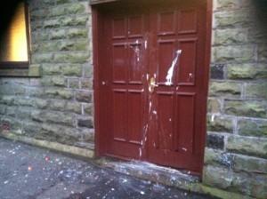 Lancashire mosque attack