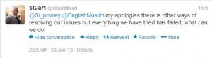 Mosque attacks