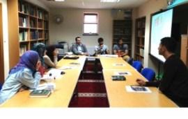 Dar-Ul-Isra Outreach event, TELL MAMA, Cardiff, Wales