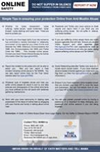 On-line Safety Leaflet