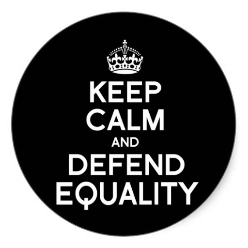 Equality Means Equality for All. Organisations are Either In or Out of this Sphere