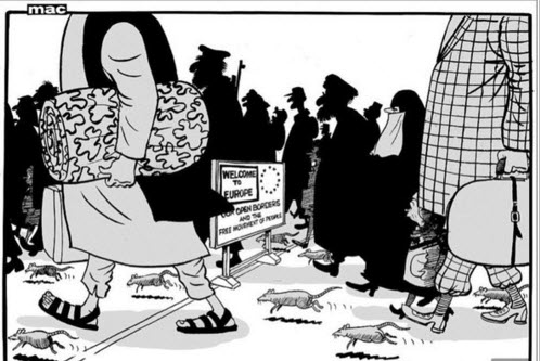 Open Letter to the Daily Mail on their Editorial Cartoon for the 17/11/2015
