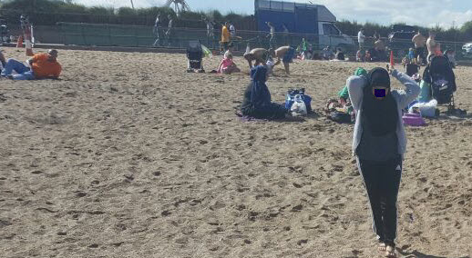 Trip to Skegness Ends Up In Abuse for Muslim Family