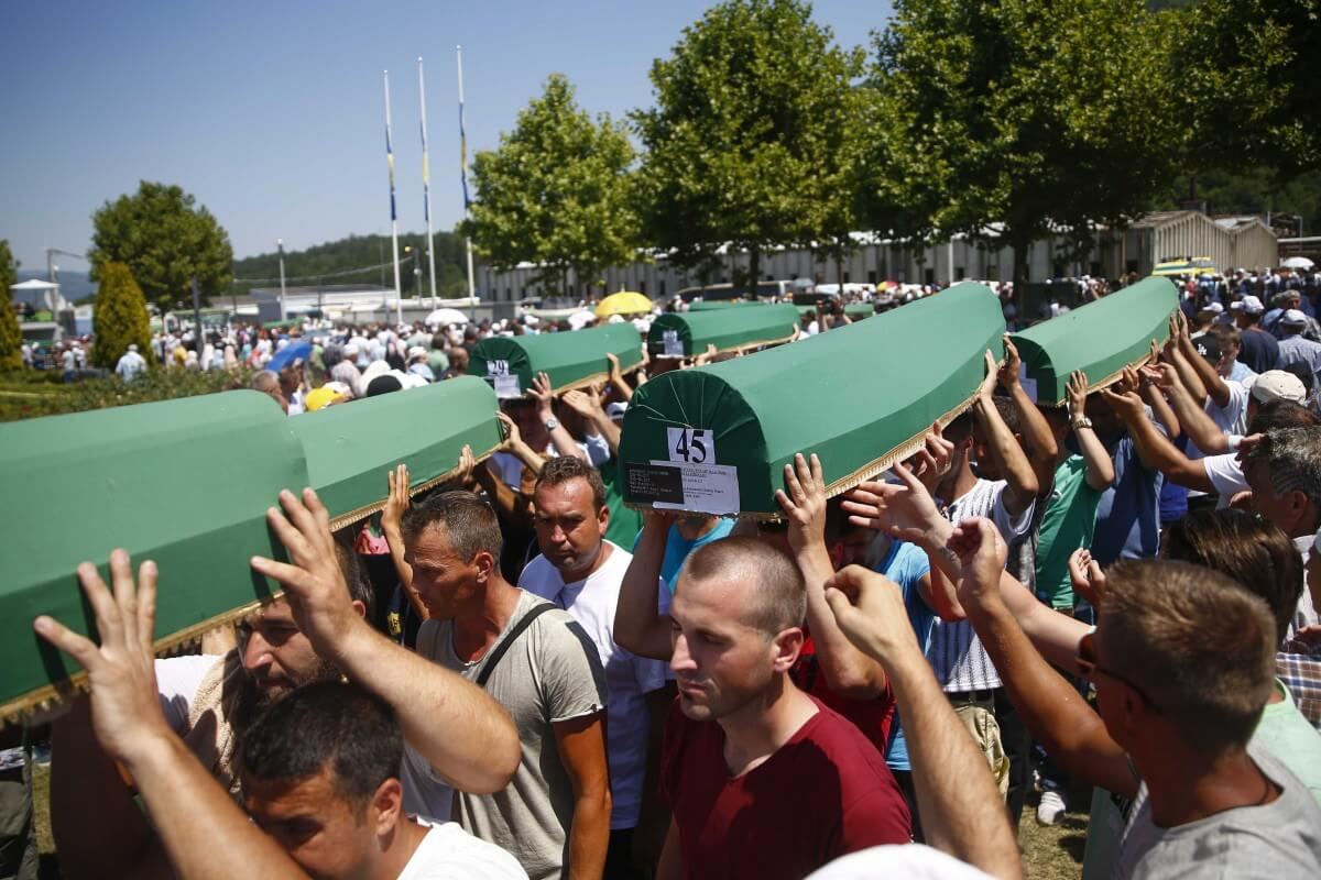 Srebrenica Massacre 22 years Ago to the Day is a Reminder to Challenge Hate
