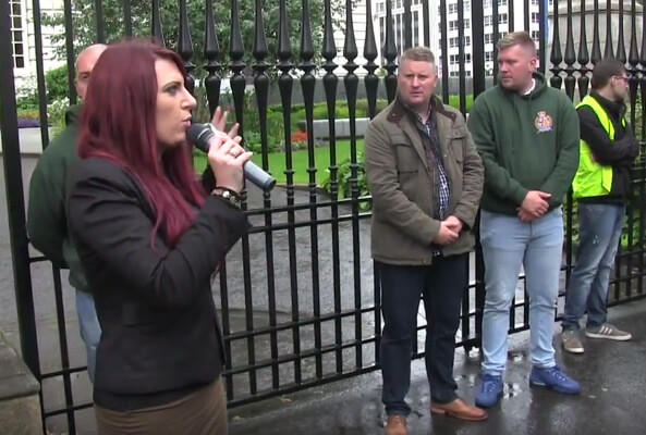Britain First 'to register as political party' in Northern Ireland