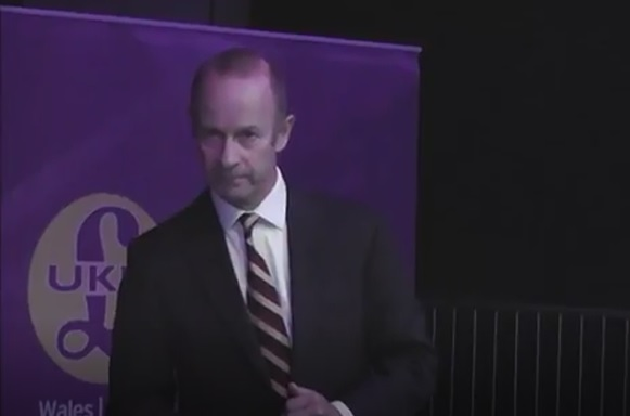 UKIP leader Henry Bolton once claimed to have 'fought Islam'