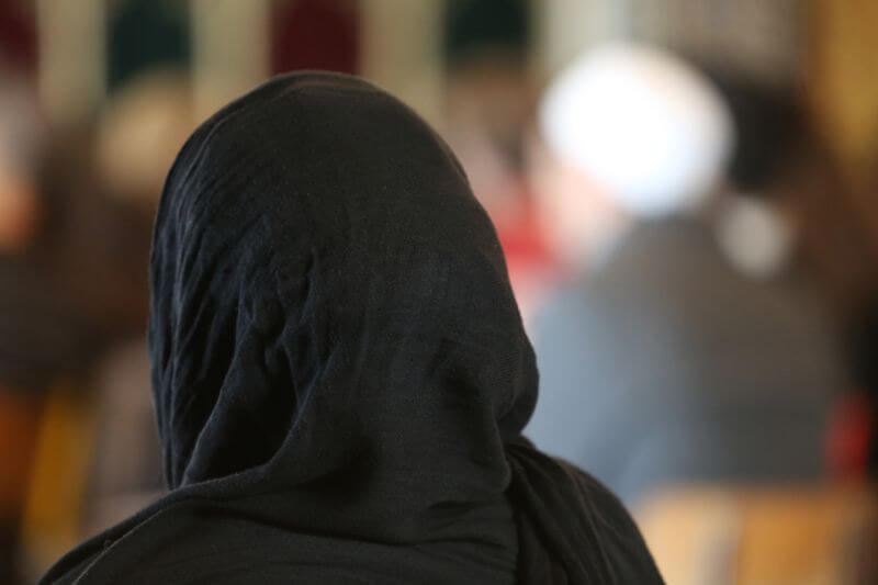 Muslim siblings shouted at and called 'letterbox' days apart