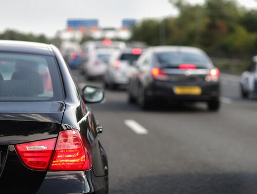 Muslim man called 'p*ki b*stard' in a threatening tirade by a racist motorist