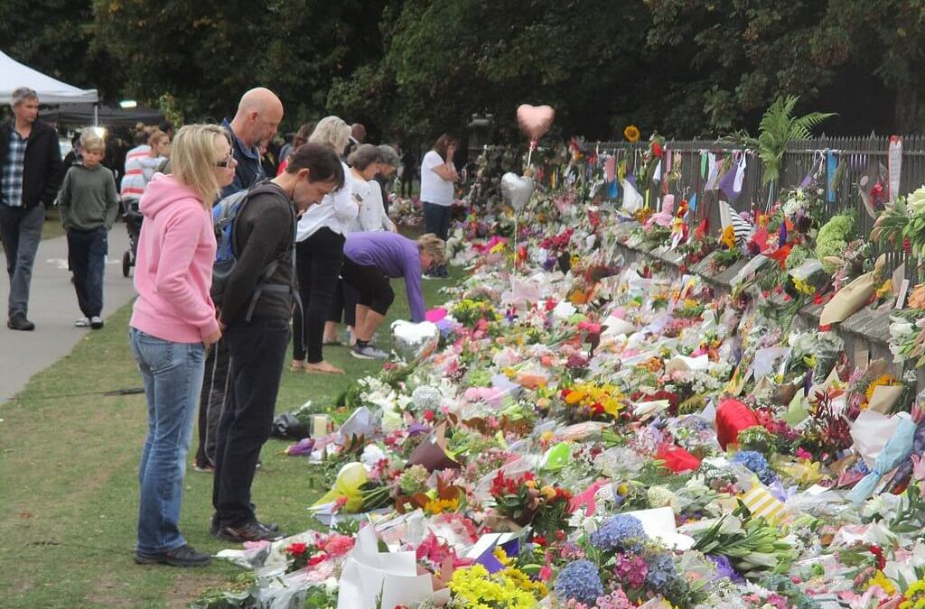 How Christchurch inspired further acts of far-right terror