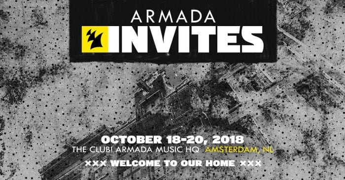 ARMADA MUSIC HITS AMSTERDAM DANCE EVENT 2018 WITH THREE-DAY 'ARMADA INVITES' MARATHON ile ilgili görsel sonucu