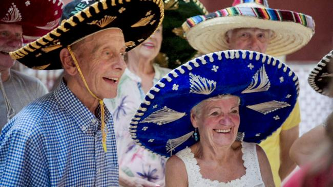 De Wereld Rond met 80 jarigen
