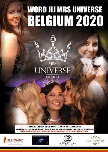 Mrs Universe Belgium