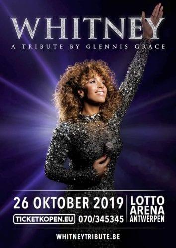WHITNEY a tribute by Glennis Grace