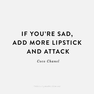 Best Coco Chanel Quotes About Love Life Fashion And
