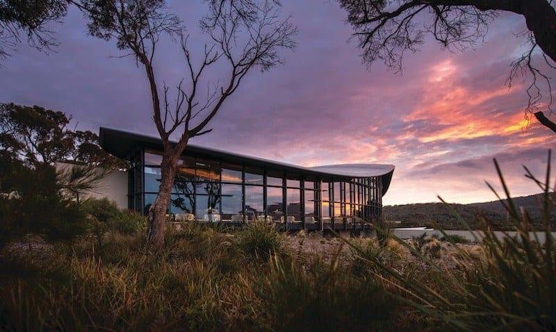 Saffire Freycinet in Tasmania