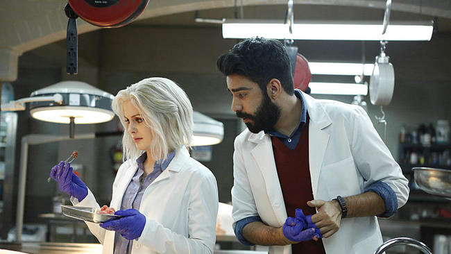 iZombie Review: Eternal Sunshine of the Caffeinated Mind