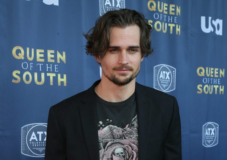 AUSTIN, TX - JUNE 9: Actor Jon Ecker at the opening night with USA's 'Queen of the South' at the 2016 ATX Television Festival at the Stephen F. Austin InterContinental Hotel on June 9, 2016, in Austin, Texas. (Photo by Jack Plunkett/Picturegroup)