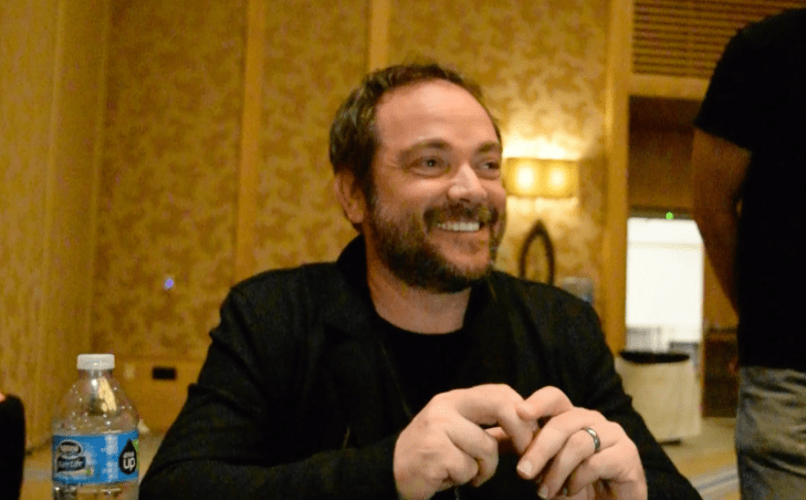 Mark Sheppard at San Diego Comic-Con 2016 (photo credit: Lyra Hale/Tell-Tale TV)