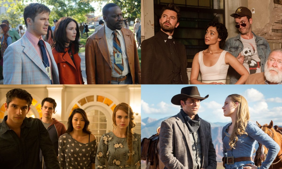 18 Fantastic Sci-Fi / Fantasy TV Shows from 2016