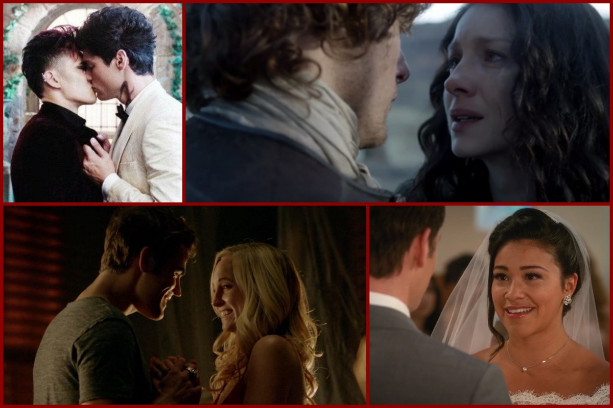 Our 18 Favorite Ship Moments, In Honor Of Valentine's Day